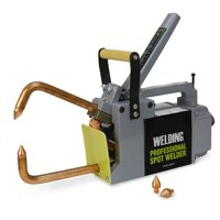 Stark Professional Electric 240V Portable Spot Welder Machine Welding Systems DIY Welding Tips with Handle
