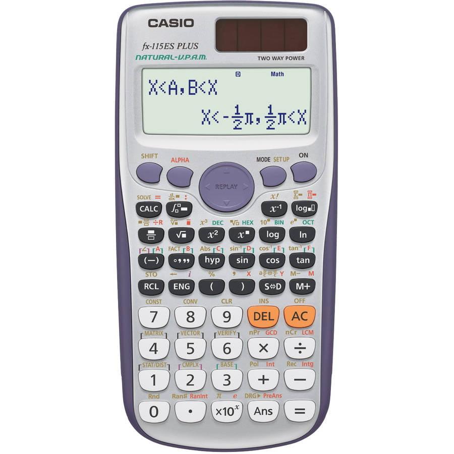 Casio FX115ESPLUS Scientific Calculator
