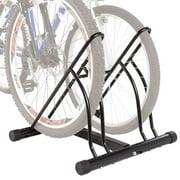 Apex BR-323 Indoor Bicycle Floor Stand, Fits 2 Bikes