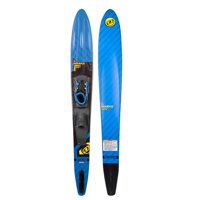 O'Brien Sequence Slalom Water Skis with Avid Standard Boot (5-13)