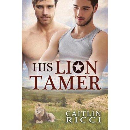 His Lion Tamer - eBook