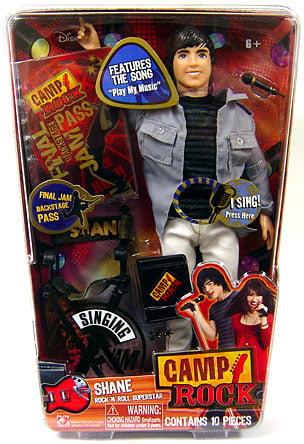 Disney Camp Rock Shane Gray. Doll [Final Jam] by