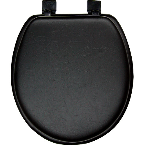 Black Soft Toilet Seat