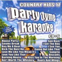 Party Tyme Karaoke: Country Hits 17