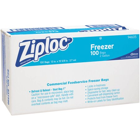 Ziploc Freezer Bags. Showing 40 of results that match your query. Search Product Result. Product - Ziploc Space Bag Travel Storage Bag. Product Image. Product - Ziploc Freezer Bag, Gallon, Value Pack, 28 ct. Product Image. Price $ 4. Product Title. Ziploc Freezer Bag, Gallon, Value Pack, 28 .