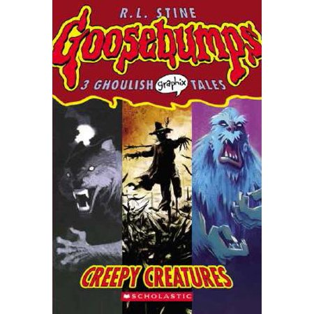 Creepy Creatures (Paperback) (Creepy Gasmask)