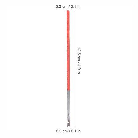TOPINCN Crochet de ressort pour outil de réparation de bois pour clarinette Saxophone hautbois flûte Basson Piccolo, outil de réparation de bois, outil de réparation de bois pour Sax - image 3 de 7