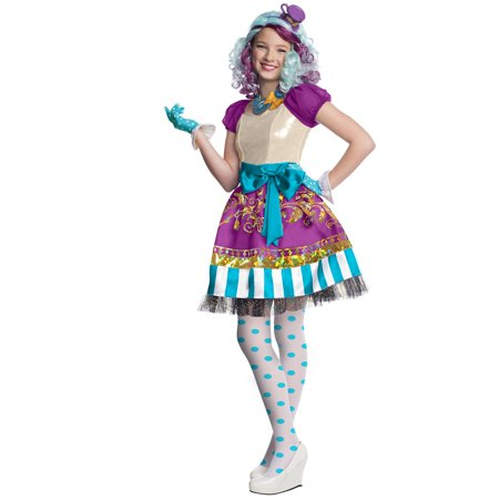 Ever After High Madeline Hatter Costume for Kids - Madeline Hatter Halloween