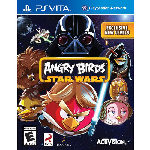 Angry Birds Star Wars (PSV) - Pre-Owned