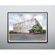 """The Office Poster  Pams Painting 18""""x24"""""""