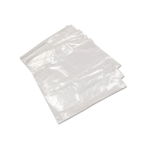 Hefty Zip Close Disposable Utility Bags, 1 Gal, Clear PAC0SR11111
