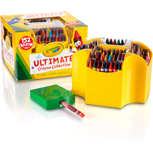 152-Count Ultimate Crayon Case