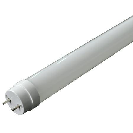 Simply Conserve LED T8 4 foot Light Bulb, 14W (32W Equiv), Cool White 40K (Food Led)
