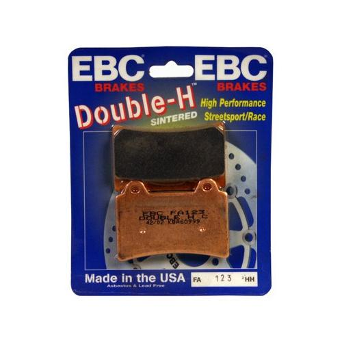 EBC Double-H Sintered Brake Pads Front (2 sets Required) Fits 87-89 Yamaha FZR1000