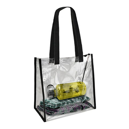 OAD Public Safety Standards Clear Tote Bag, Style OAD5004 - Sturdy Tote Bags