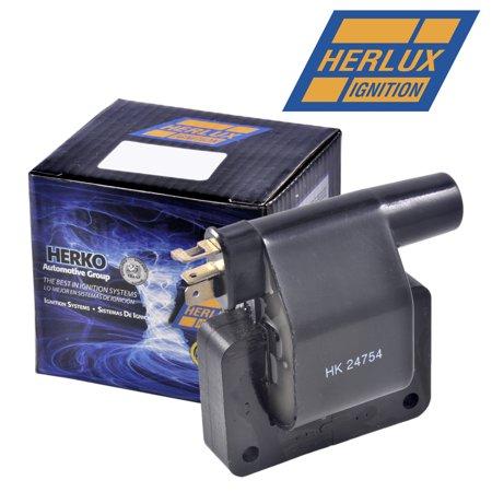 323 Coil (Herko Ignition Coil B011 For Suzuki Mazda Mercury Swift 323 Capri Tracer)