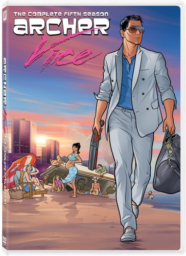 Archer: The Complete Season Five by