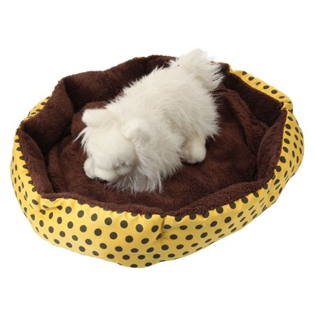 UBesGoo Cotton Mat Pet Dog Bed Puppy Cat Fleece Warm Cozy Nest House Plush Pad