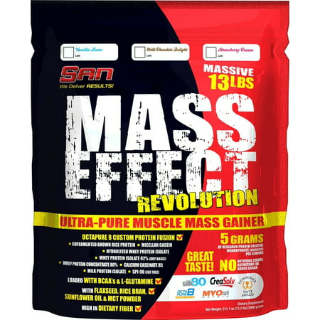 SAN Mass Effect Revolution - 13.2lbs Vanilla Bean (SAN)