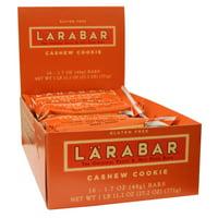 Larabar, Cashew Cookie, 16 Bars, 1.7 oz (48 g) Each(pack of 1)