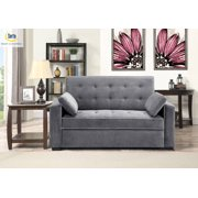 Serta Monroe Queen Sofa Bed, Multiple Colors