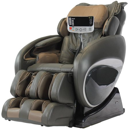 Osaki OS-4000T Zero Gravity Massage Chair, Charcoal, Computer Body Scan, 0 Gravity Design, Unique Foot Roller, Next Generation Air Massage Technology, Arm Air Massagers, Auto Recline & Leg Extension
