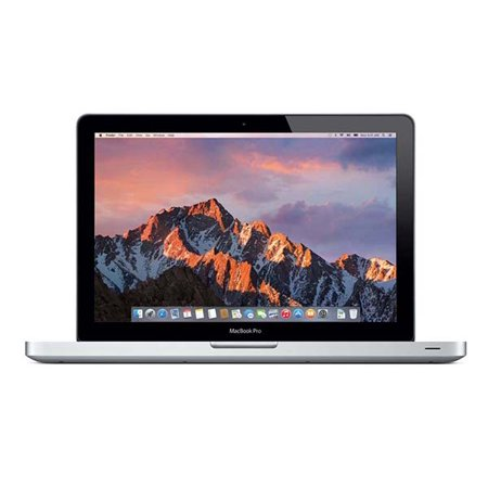 Apple MacBook Pro 13.3-Inch Laptop 2.4GHz / 16GB DDR3 Memory / 1TB SSHD (Solid State Hybrid) Drive - Refurbished