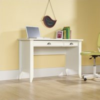 Kingfisher Lane Computer Desk in Soft White