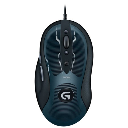 45293a649cd Logitech G400s 910-003589 8 Buttons 1 x Wheel USB Wired Optical 4000 dpi  Gaming Mouse - Black - Walmart.com