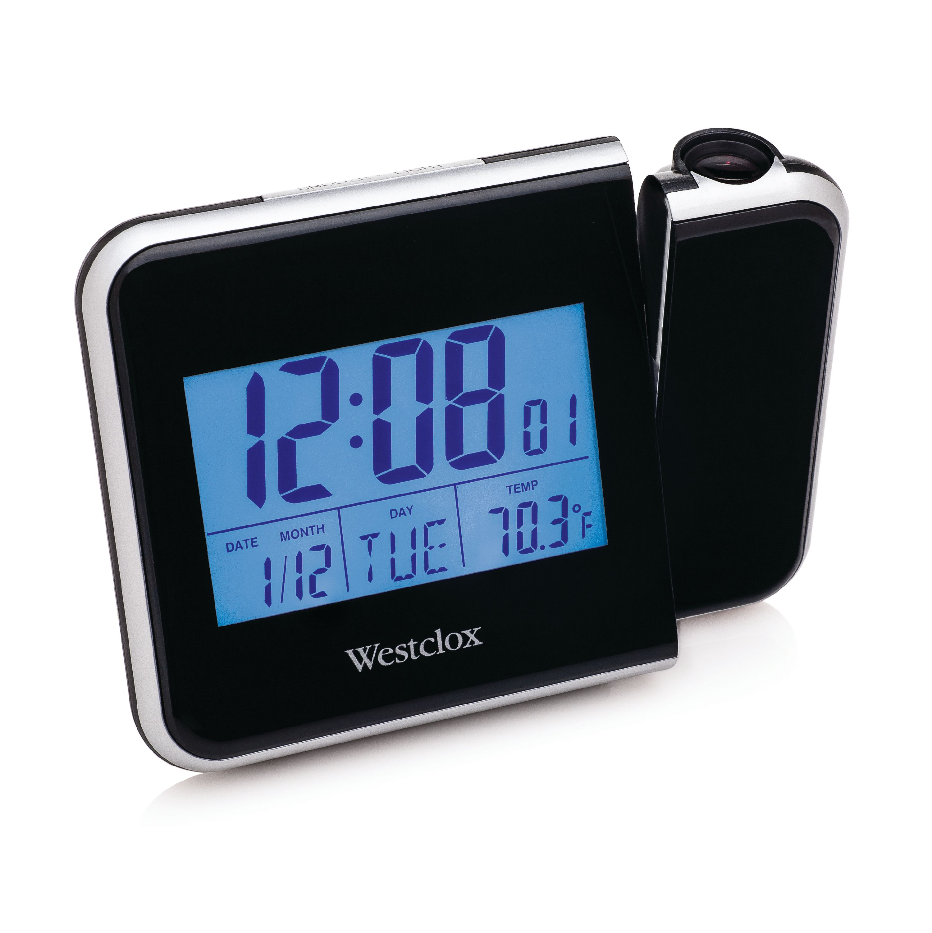 westclox alarm clock with indoor outdoor temperature outdoor designs rh hughcabot com