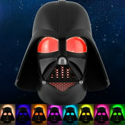 Star Wars Darth Vader LED Night Light, Automatic, Color-Changing, 43428
