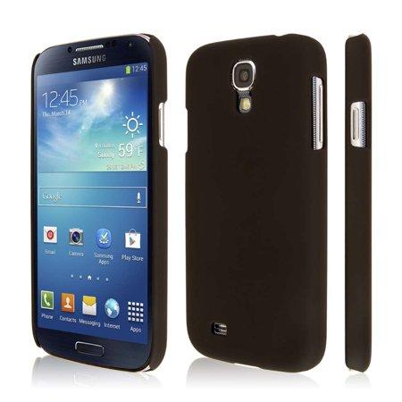EMPIRE KLIX Slim-Fit Hard Case for Samsung Galaxy S4 - Soft Touch Black (1 Year Manufacturer Warranty) (Samsung Galaxy Tab Warranty)