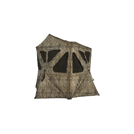 Ameristep Stand Hunting Blinds - Ameristep Deadwood Stump Kickout Hunting Blind TRUBark Camo