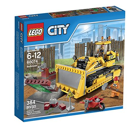 LEGO City Demolition Bulldozer (Lego Bulldozer)
