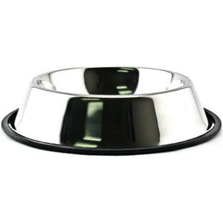 Products 19064 64 oz. Stainless Steel Pet Bowl - image 1 de 1