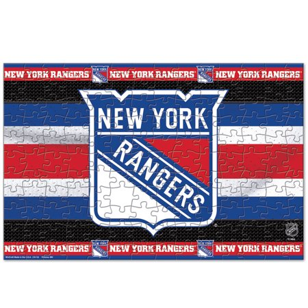 New York Rangers Team Puzzle - 150 Pieces