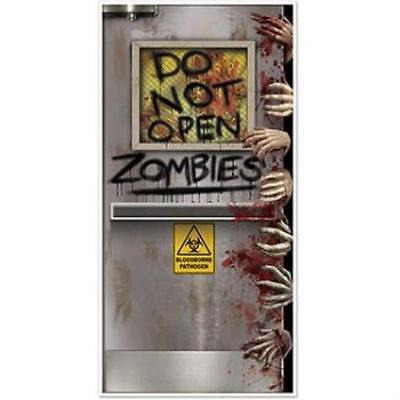 - Zombie All-Weather Lab Door Cover, 2PK