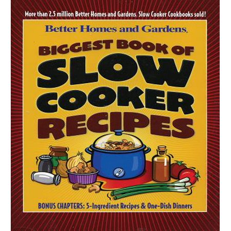 Better Home And Garden Halloween Recipes (Biggest Book of Slow Cooker)