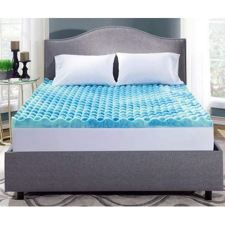 Serta Perfect Sleeper King 3 Inch Gel Memory Foam Mattress