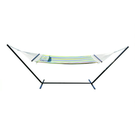 Stansport Antigua Cotton Hammock w/Stand - Double - 78