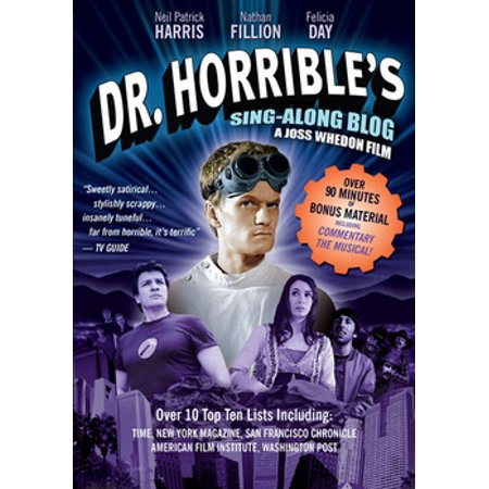 Dr. Horrible's Sing-Along Blog (Trendy Fashion Blog)