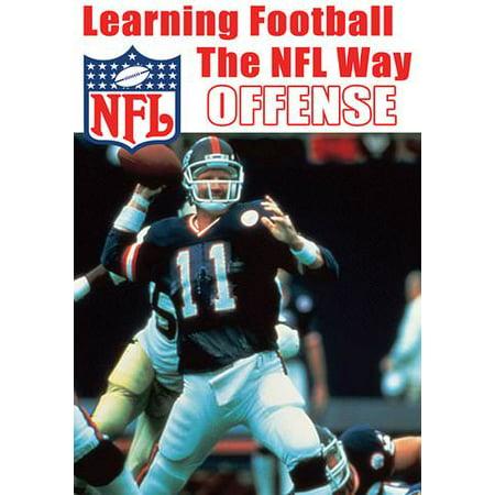 Learning Football The NFL Way: Offense (Vudu Digital Video on