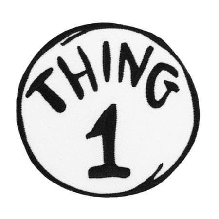 Versatile image regarding thing 1 and thing 2 printable template
