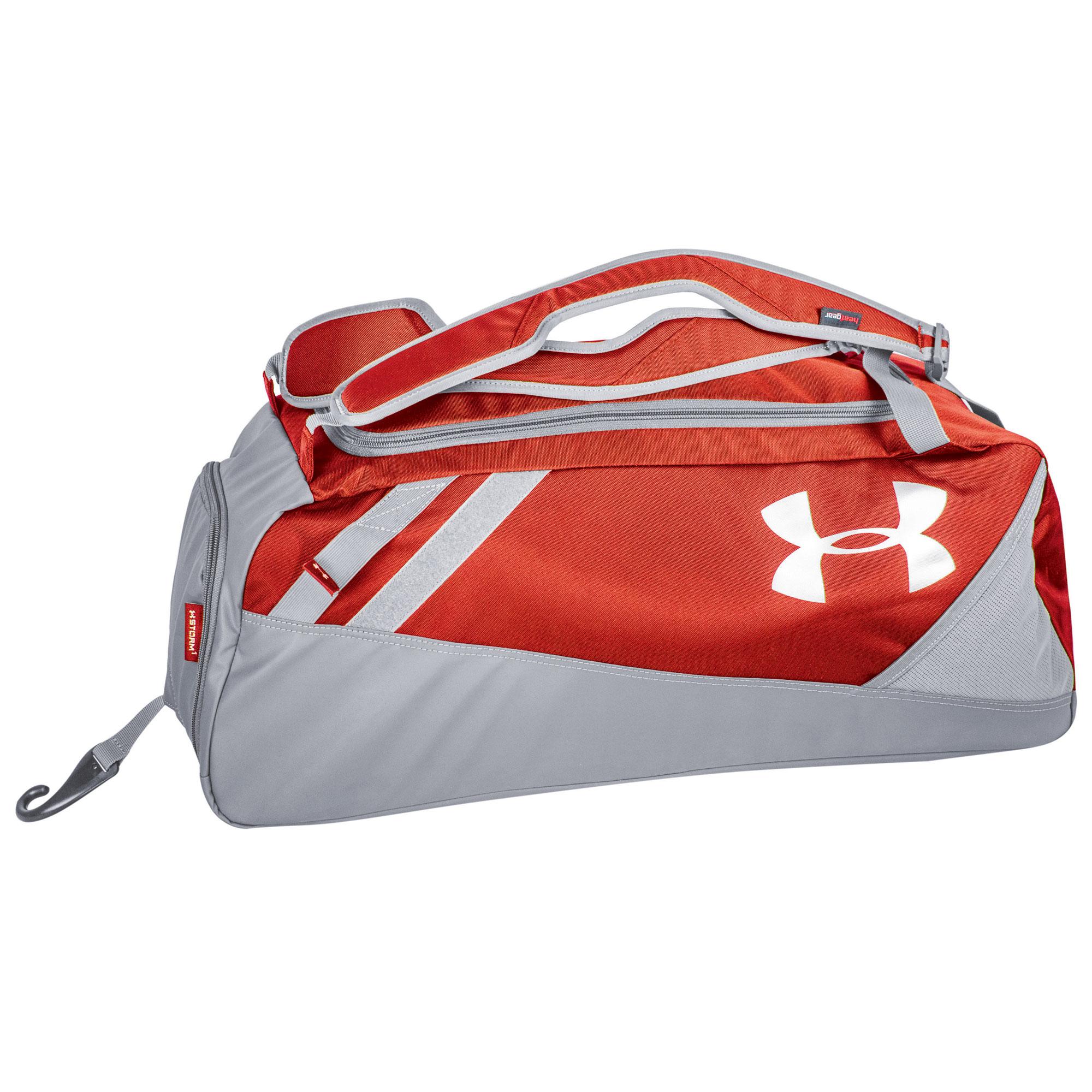 Under Armour Converge Mid-Size Baseball/Softball Backpack/Duffle Bag