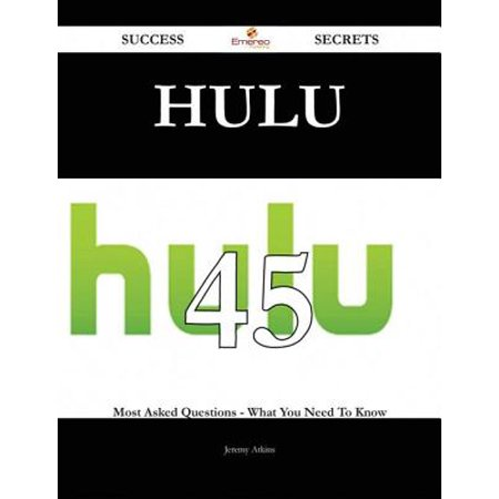 Hulu 45 Success Secrets - 45 Most Asked Questions On Hulu - What You Need To Know - (Best Nudity On Hulu Plus)