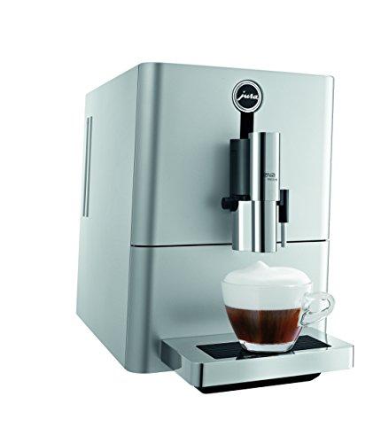 Jura 15116 ENA Micro 90 Espresso Machine, Micro Silver by