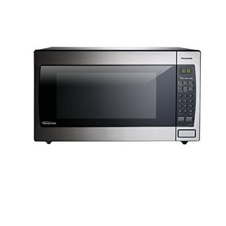 Panasonic NN-SN966SR 2.2cuft Luxury Microwave with Inverter Technology