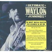 Waylon Jennings - Ultimate Waylon Jennings (Remaster) (CD)