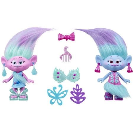DreamWorks Trolls Satin and Chenille's Style Set - Trolls Dreamworks