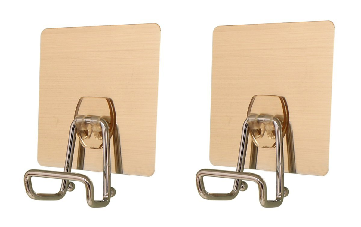 Justnile Cutting Board Holder Rack Hanger Hooks Wallmounted With Removable Adhesive Set Of 2 Walmart Com Walmart Com